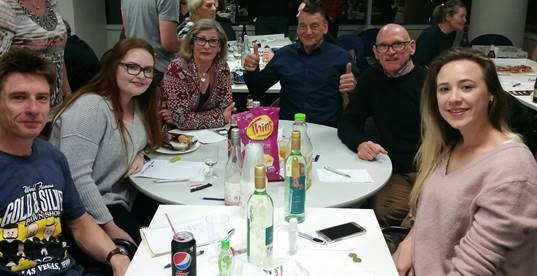 WaterAid Quiz Night