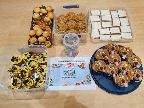 RSPCA Cupcake Day 2021