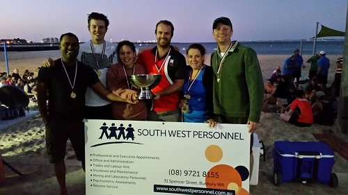 South West Personnel Beach Volleyball Corporate Cup