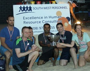 Corporate Cup Beach Volleyball Competition